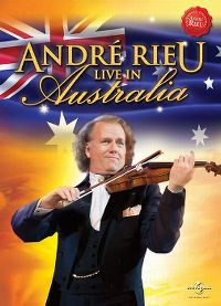 Cover André Rieu - Live In Australia [DVD]